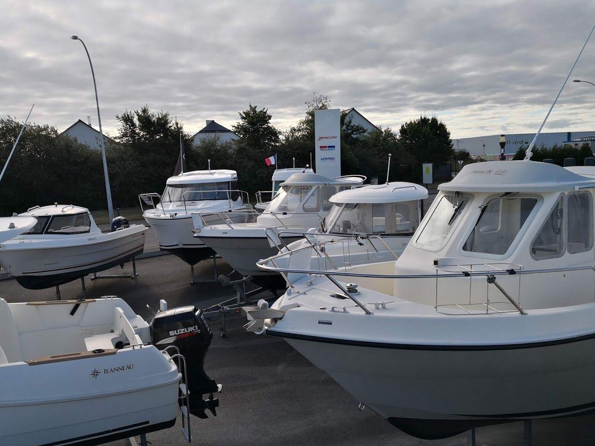 Acheter un bateau d'occasion en Bretagne DINARD MARINE