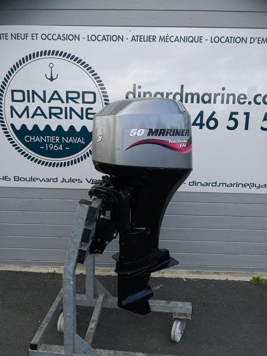 Acheter un moteur d'occasion chez DINARD MARINE