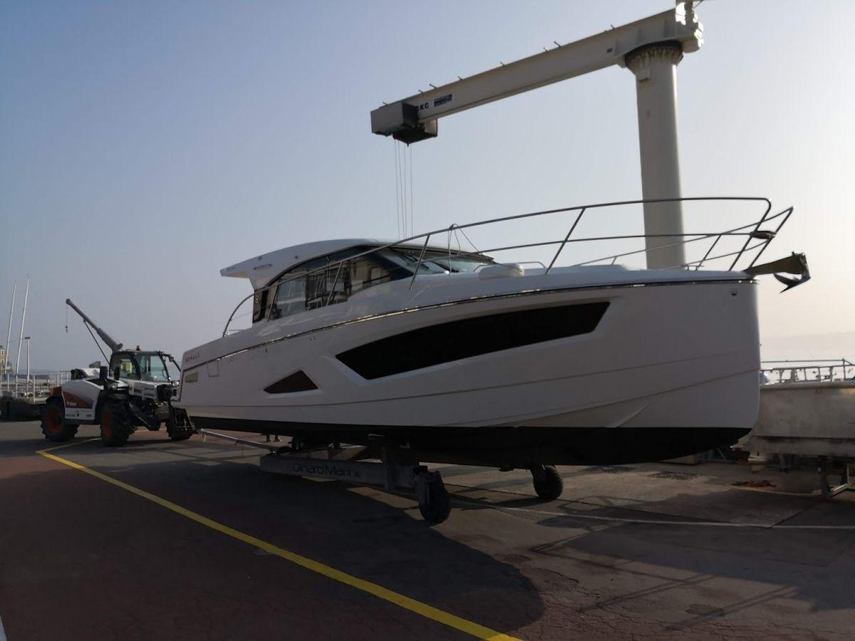 DINARD MARINE Vente de bateaux neufs et occasions