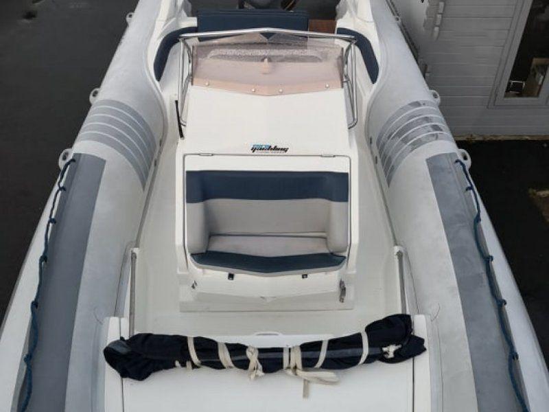Location bateau Semi-Rigide Lomac 790 IN
