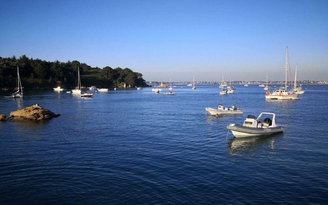 Informations nautiques et reprise des activités du port de Dinard