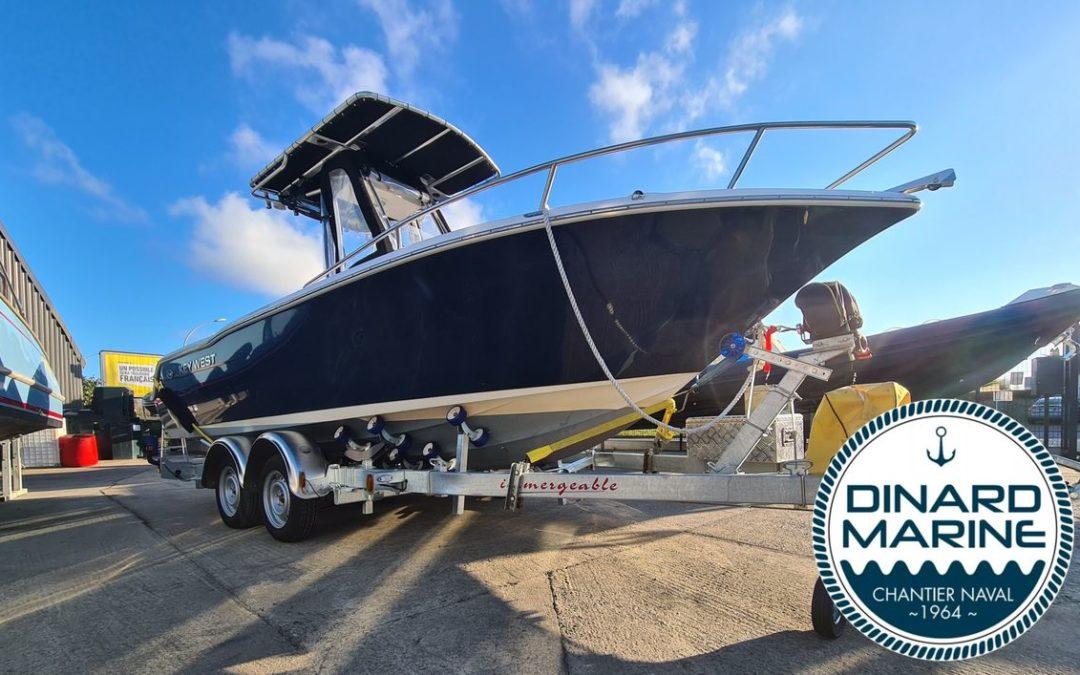 La gamme Sunway disponible chez votre distributeur Dinard Marine