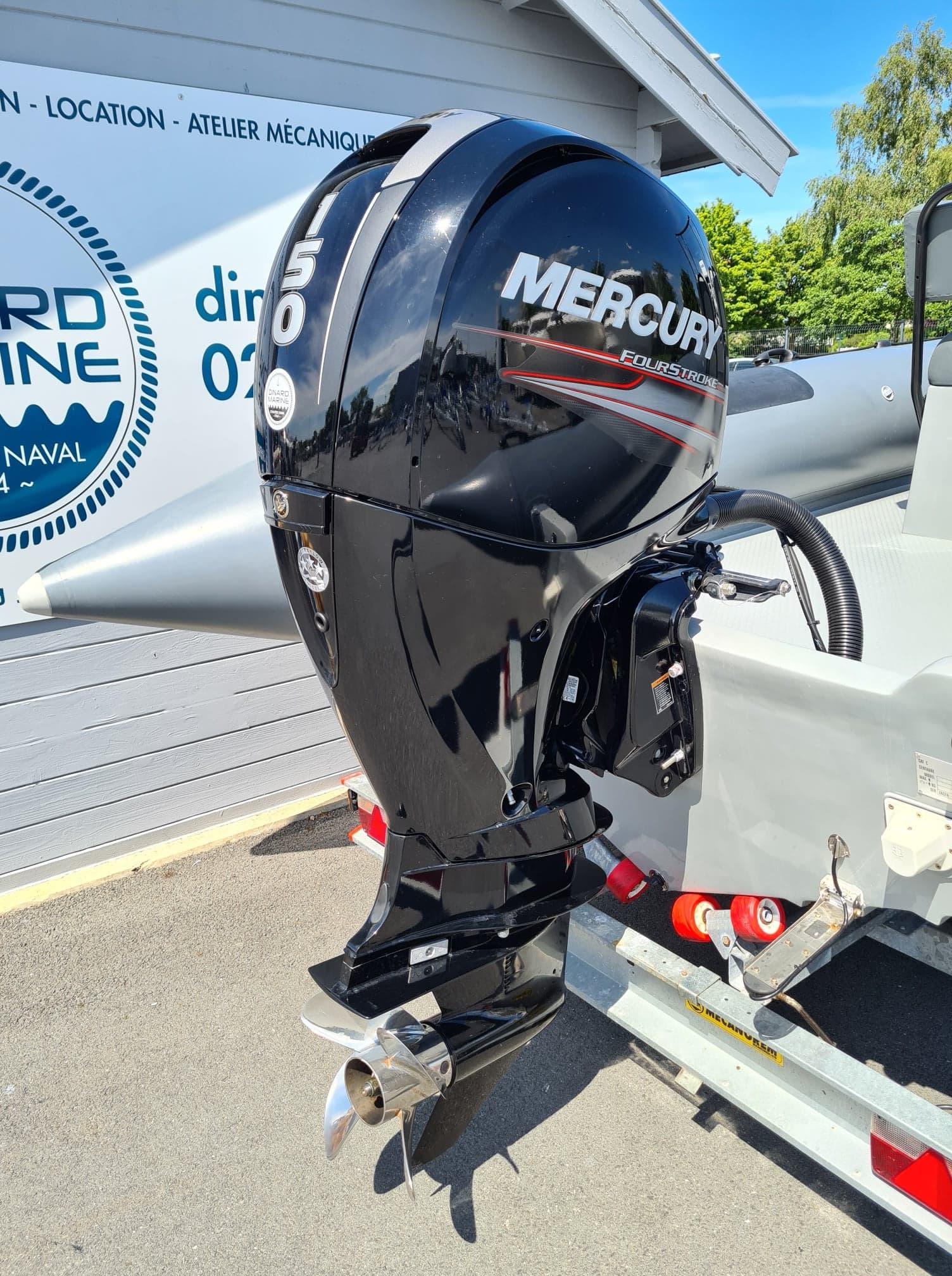 Hélice inox de Centaure 6.20 Xl d'occasion à vendre chez DINARD MARINE