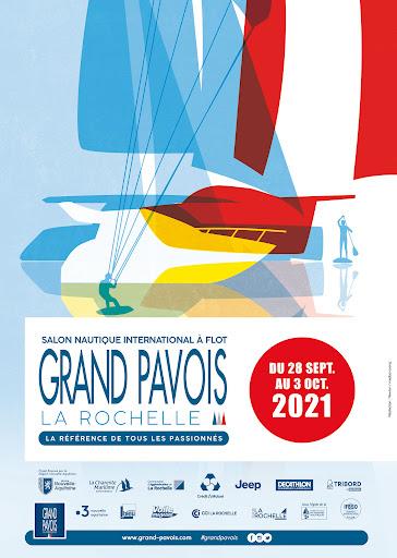 Salon du Grand Pavois du 28 Septembre au 3 Octobre 2021.