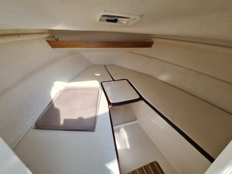 Quicksilver 530 Pilothouser avec Suzuki 60Cv d'occasion à vendre chez DINARD MARINE en Bretagne 4